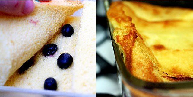 Baked Blueberry French Toast Lost Recipe Haiku On Smitten Flickr