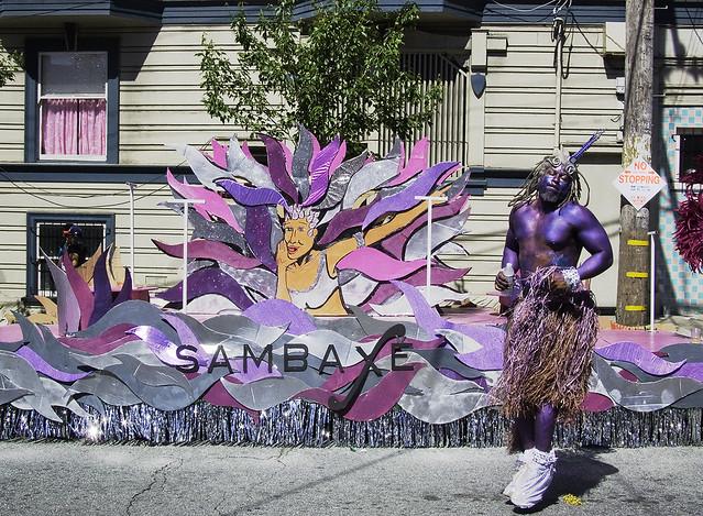 Sambaxe (no stopping)