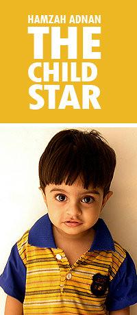 Hamzah Adnan - The Child Star is on Facebook