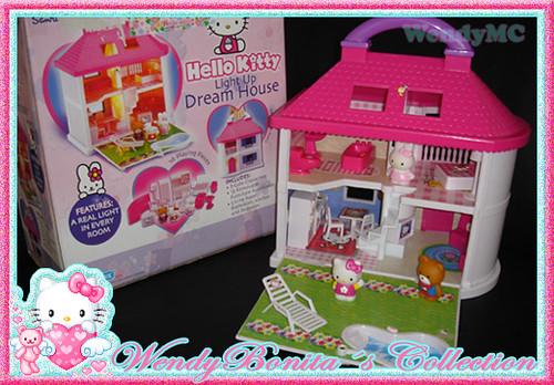 Hello Kitty Dollhouses Doll House