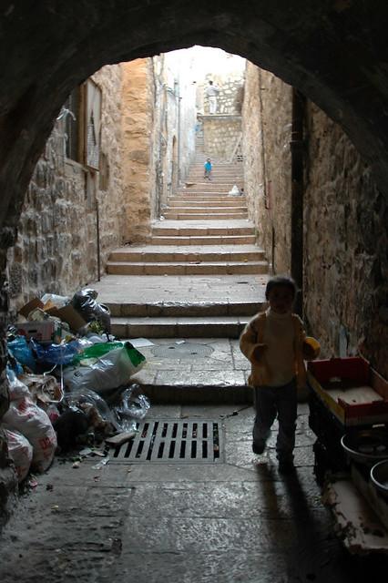 Jerusalem, Old City - Muslim Quarter