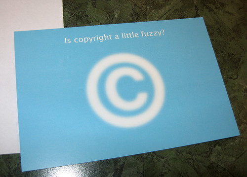 fuzzy copyright | by PugnoM