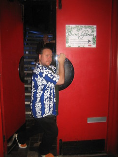 A Norman door