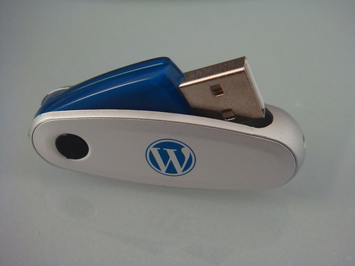 Wordpress 4GB USB Stick | by Debs (ò‿ó)♪