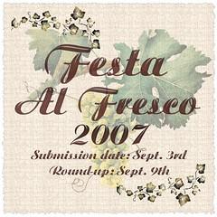 La Festa al Fresco 2007   by La Mia Cucina