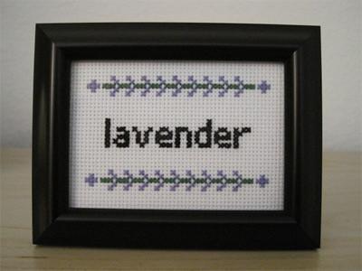 Lavender | by ponyinarope