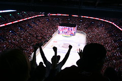 Habs @ Pens, Game 7 2010 (Bell Centre)