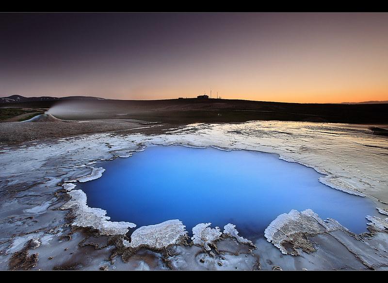 Blue Pool Hveravellir Iceland Finally Most Of The Highl Flickr