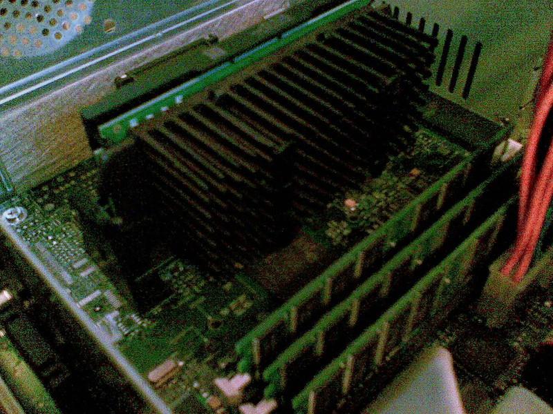 PC CPU & RAM