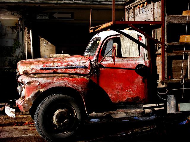 Old hauler