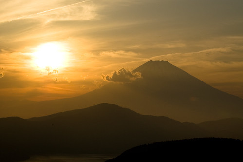 Mt. Fuji | by hogeasdf