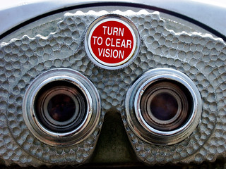 turn to clear vision | by aphasiafilms