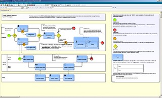 Complex BPMN 2 process in ARIS Express | by arisexpress