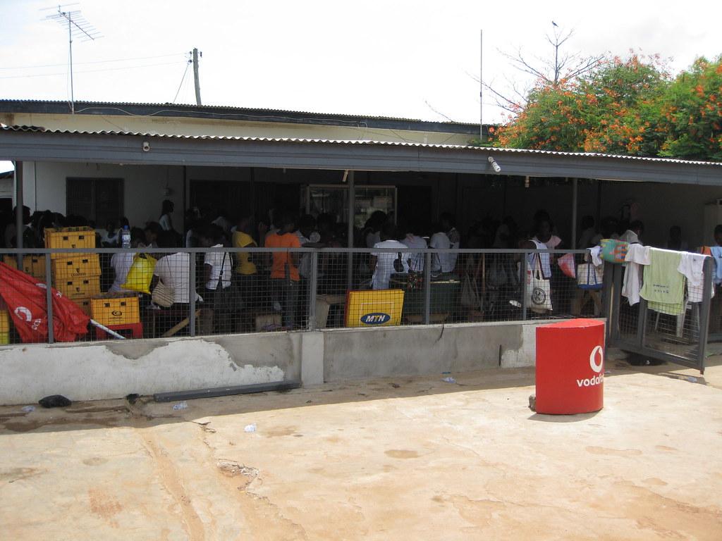 Aunty Alice's hair salon, Accra | (david whitty) | BBC World Service
