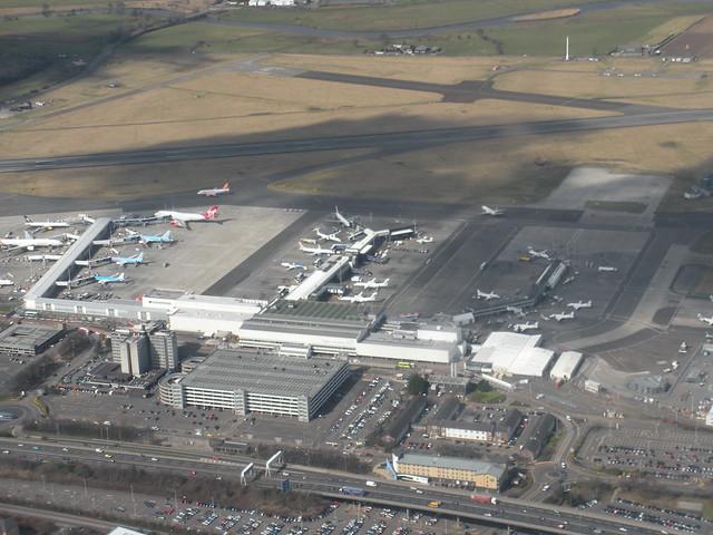 GLA - Glasgow Airport (EGPF)
