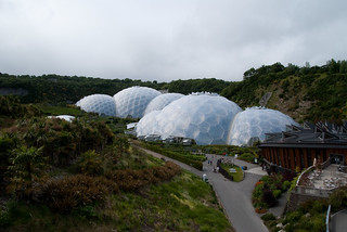 Eden Project | by willumhg