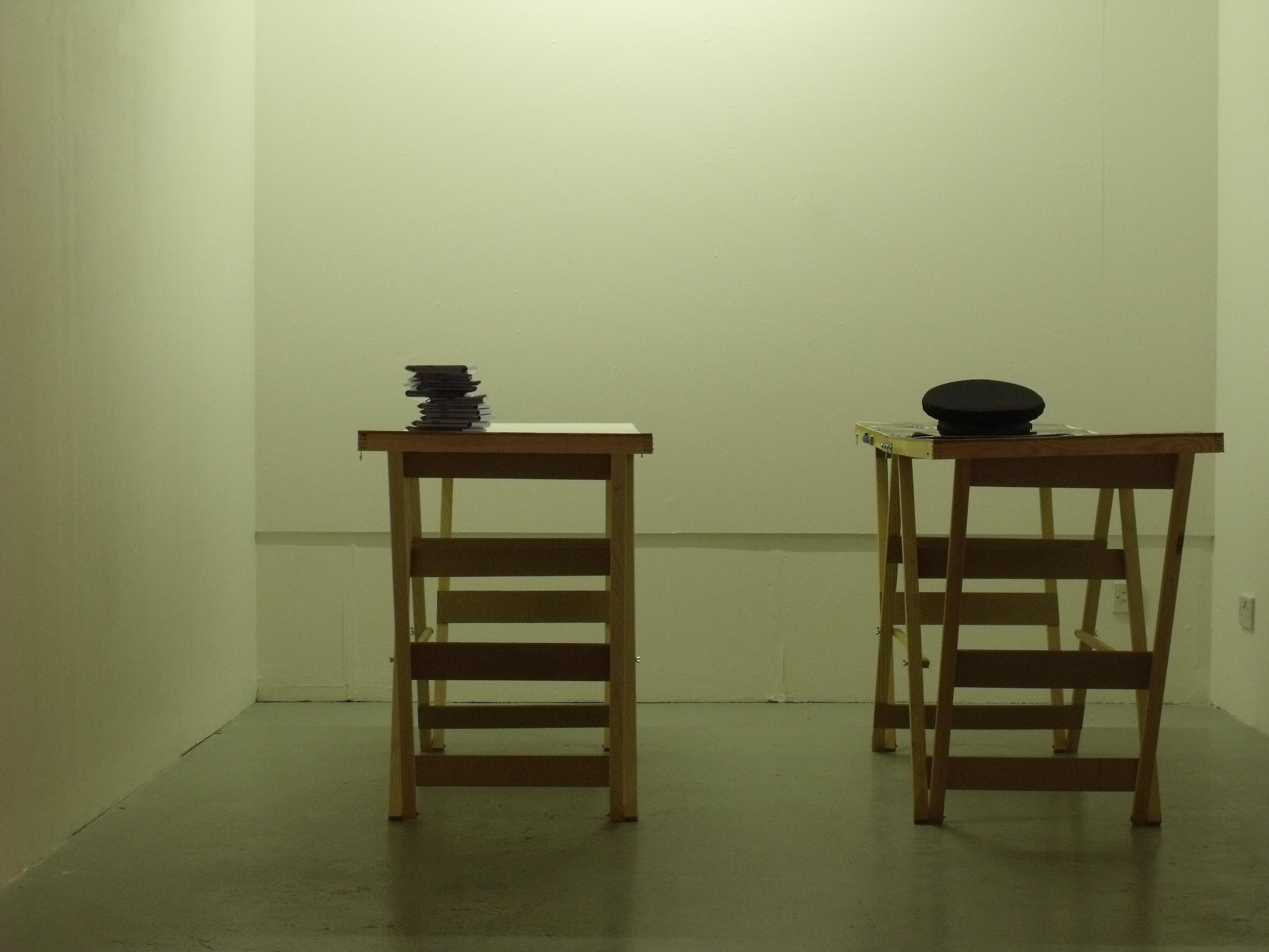 Contra-Invention installation shots