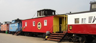 Red Caboose Motel | by Cowtools
