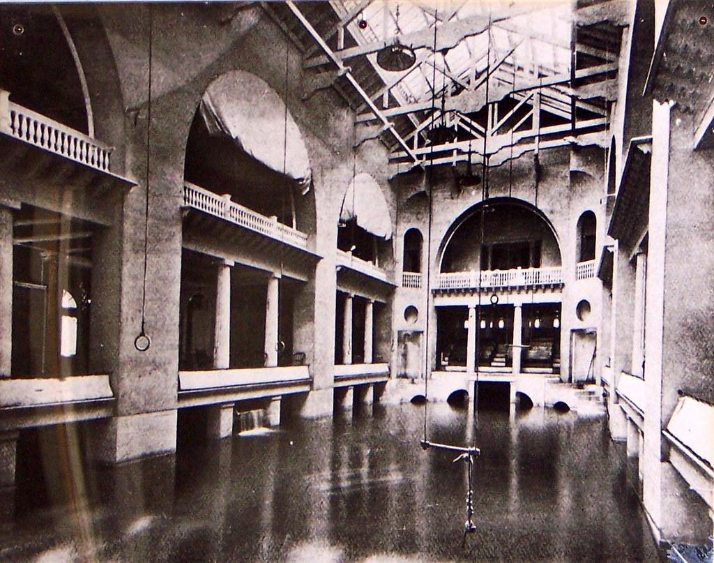 St Augustine Fl Alcazar Hotel Swimming Pool No Date Flickr