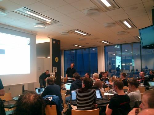 GTUG Android Hackathon   by Johan Nilsson
