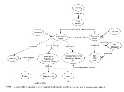 concept map example | by Laura B. Dahl