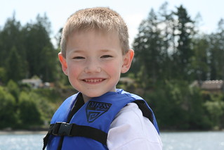 Daniel on the Sound | by The Bacher Family