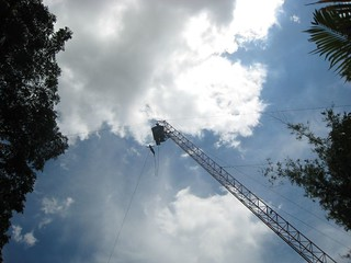 Bungee Jumping in Chiang Mai, Thailand 9-3-07 | by mjunge2000