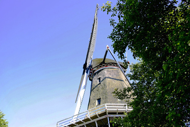 Molen de Bloem ( Amsterdam )