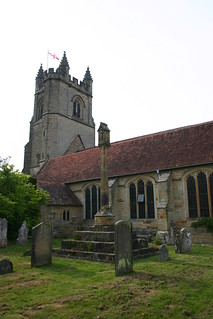 st marys church chiddingstone