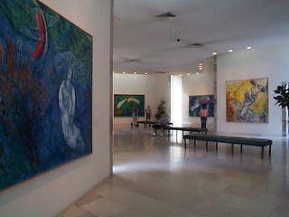 Musée National Marc Chagall, Nice | by janetmck