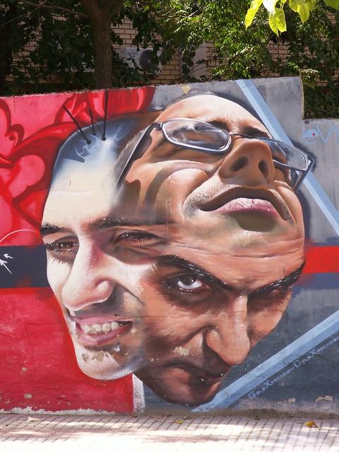 Grafitti - Linares - Belin