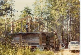 Cabin at Theodosia