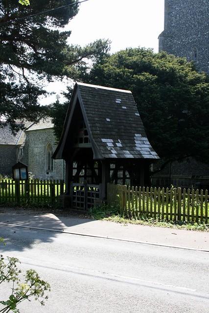 St Johns Church, Campsea Ashe, Suffolk.
