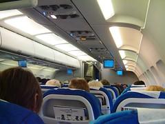 Finnair Boeing MD11 Jet Interior | by RC Mishra