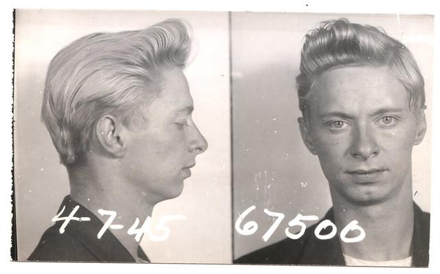 Haircut 1945 Mark Michaelson Flickr