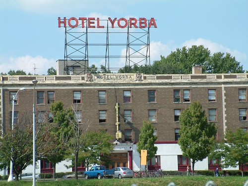 Hotel Yorba in Downtown Detroit | by DetroitDerek Photography ( ALL RIGHTS RESERVED )