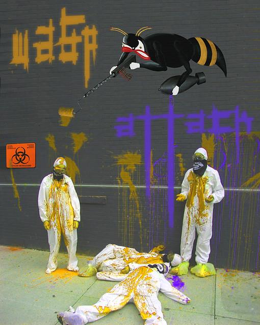 Beast Wars: WASP attack