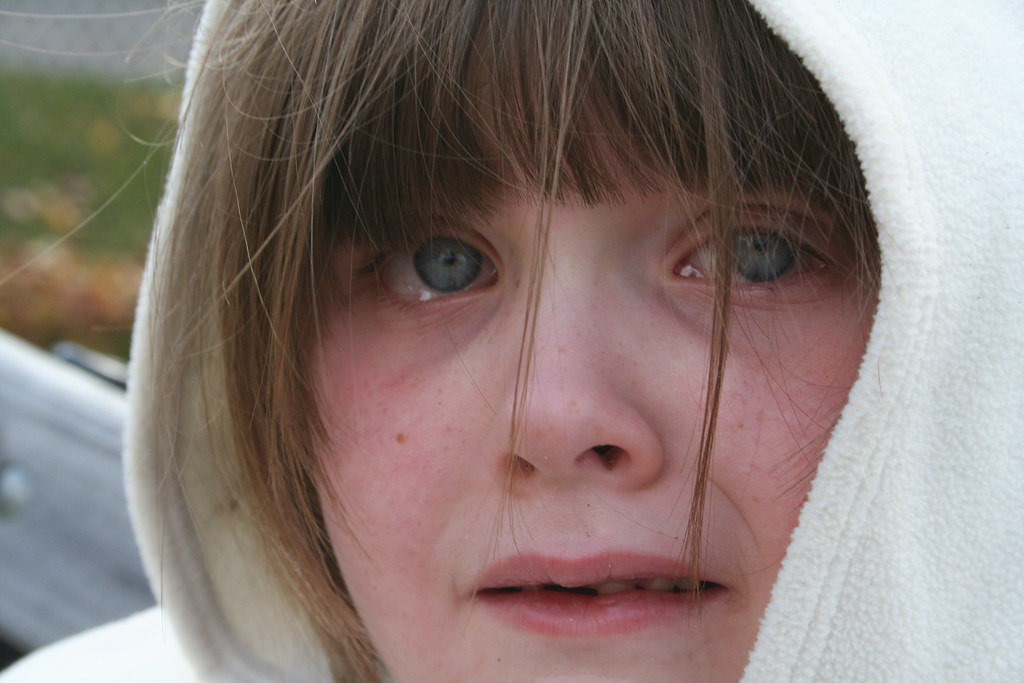 Lindsay crying