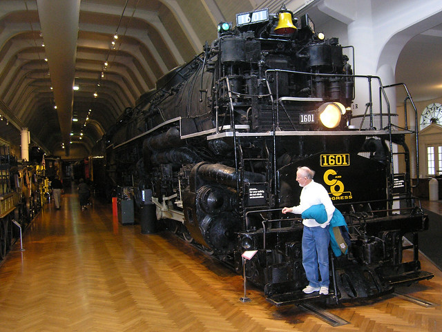 Biggest Locomotive in the World