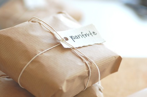 brown paper packages | by jules:stonesoup