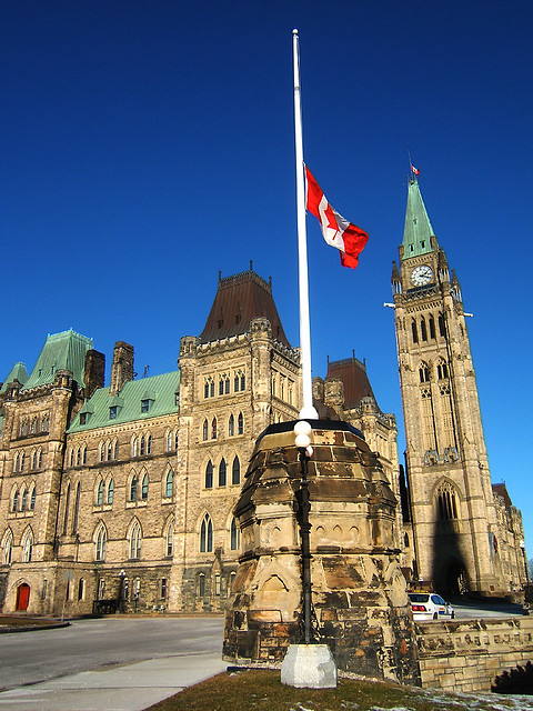Canada mourns President Ford