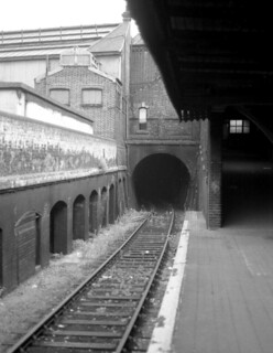 London Kings Cross Widened lines tunnel 3rd July 1977 | by loose_grip_99
