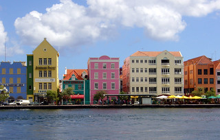 Willemstad Curacao Neth. Ant. | by Jessica Bee