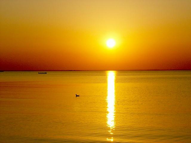 Sweden sunset 3