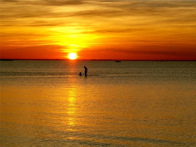 Swedish sunset 1