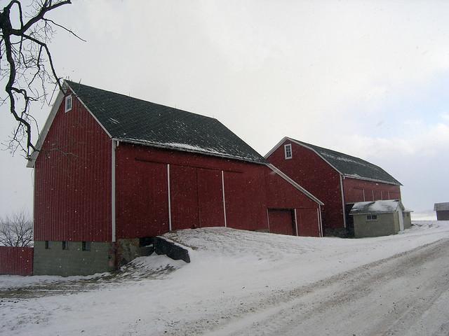 Hull Barns