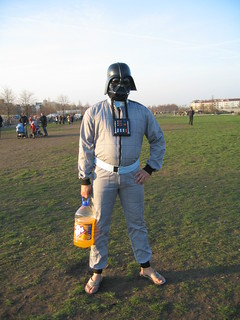 Darth Vader @ the Mauerpark | by Concentrated Passion