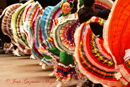 Bailando México