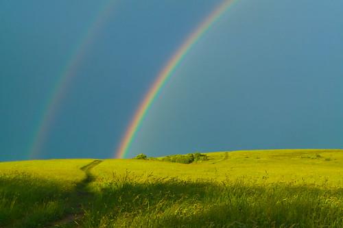 rainbow northcarolina rainbows blueridge blackmountains maxpatch greatsmokies maxpatchmountain