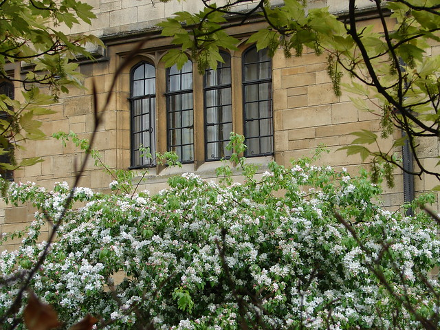 Oxford in early Spring